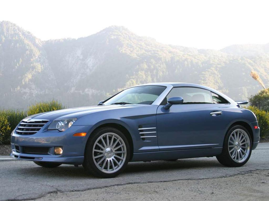 Chrysler Crossfire 6 1024x768